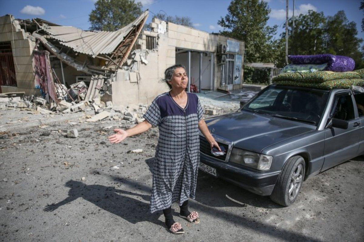 Ermenistan, Azerbaycan da 61 sivili katletti #5
