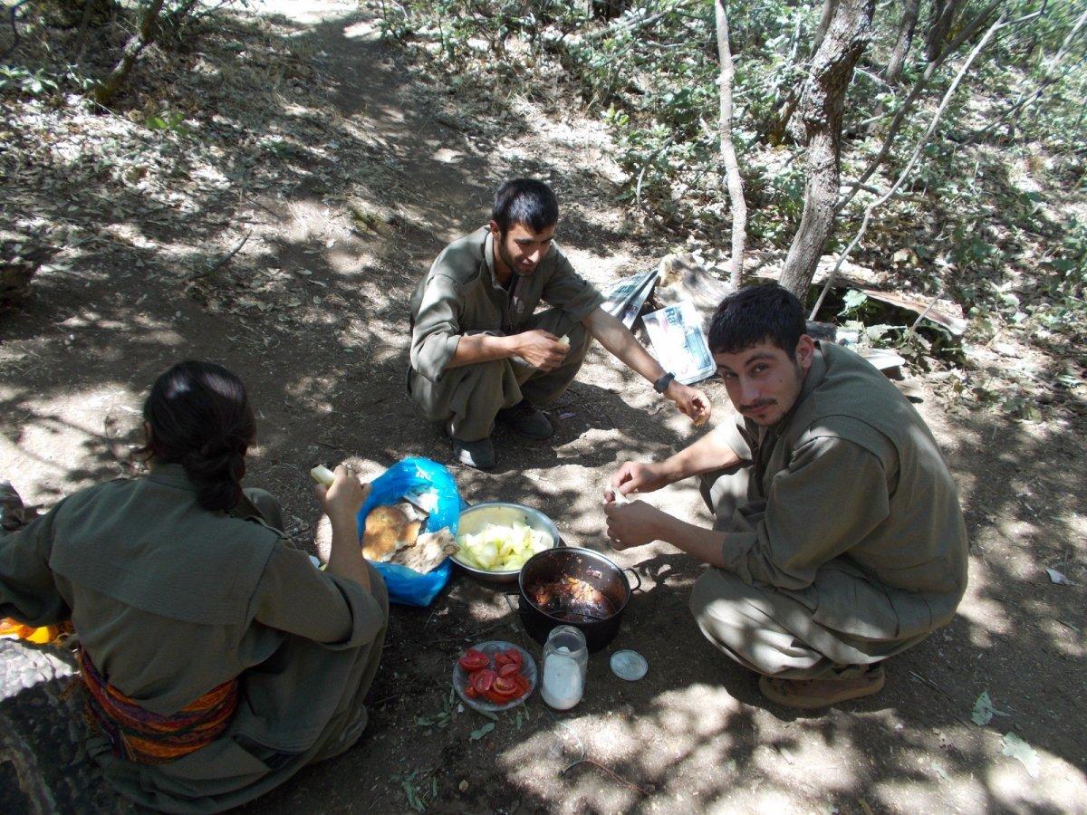 Eylem hazırlığında olan 4 terörist yakalandı #2