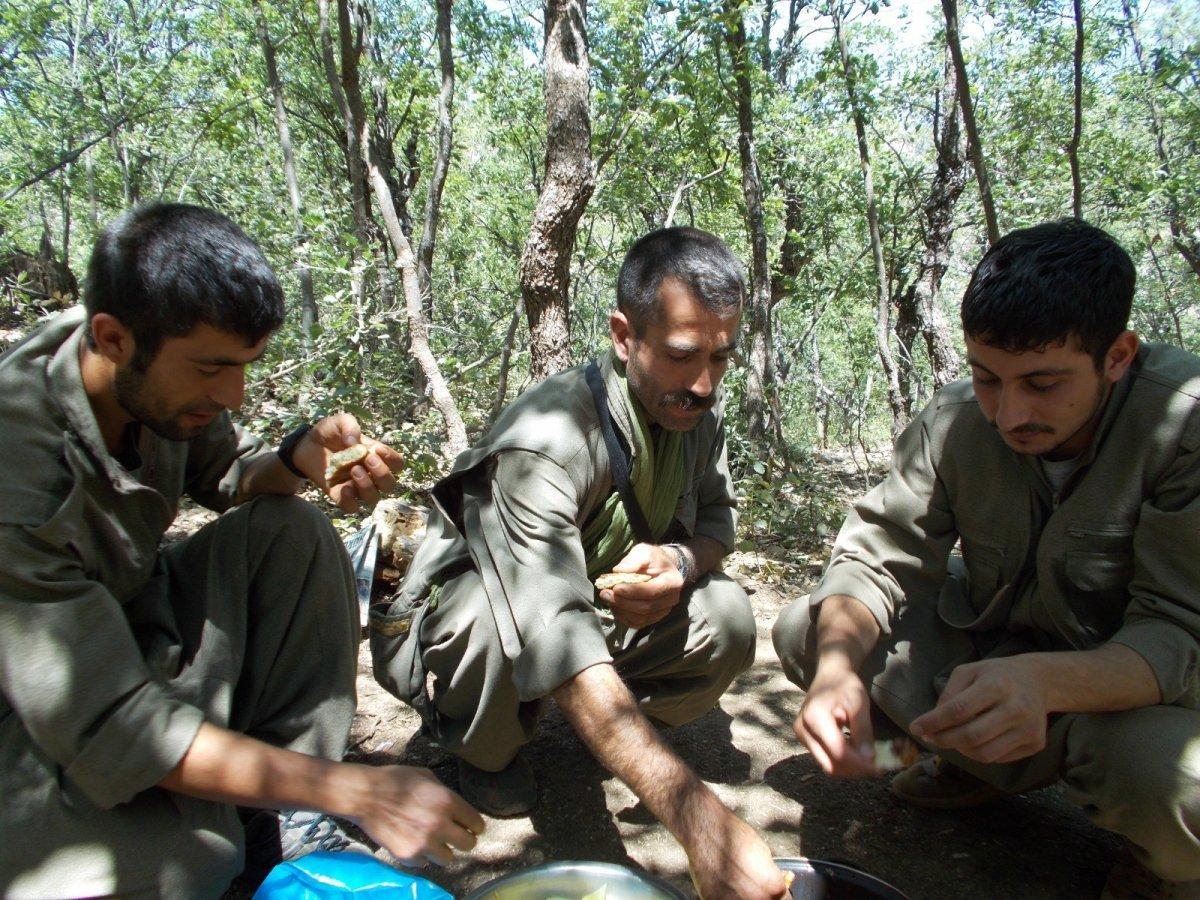 Eylem hazırlığında olan 4 terörist yakalandı #4