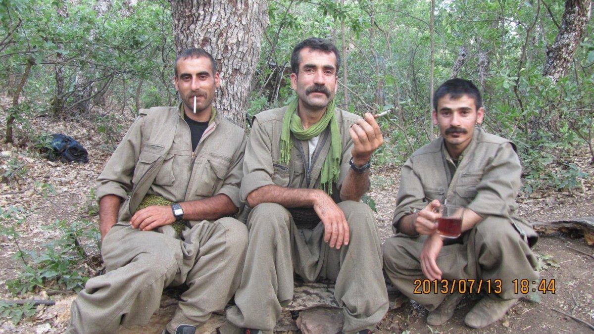 Eylem hazırlığında olan 4 terörist yakalandı #6