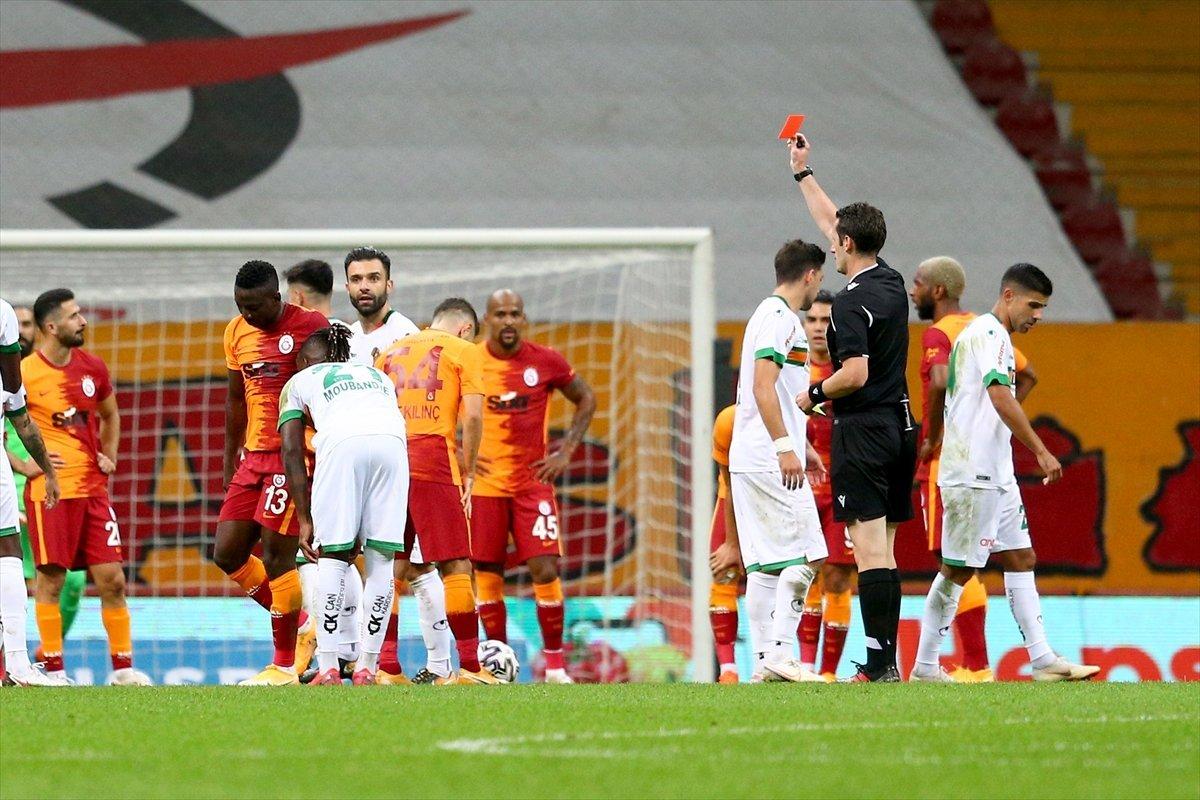 Fatih Terim maç sonu açıklamalarda bulundu #2