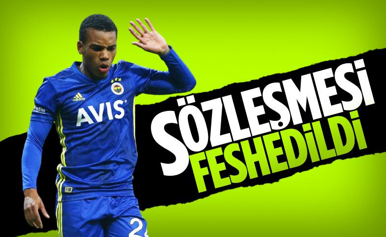 Fenerbahçe Garry Rodrigues'in kiralık sözleşmesini feshetti