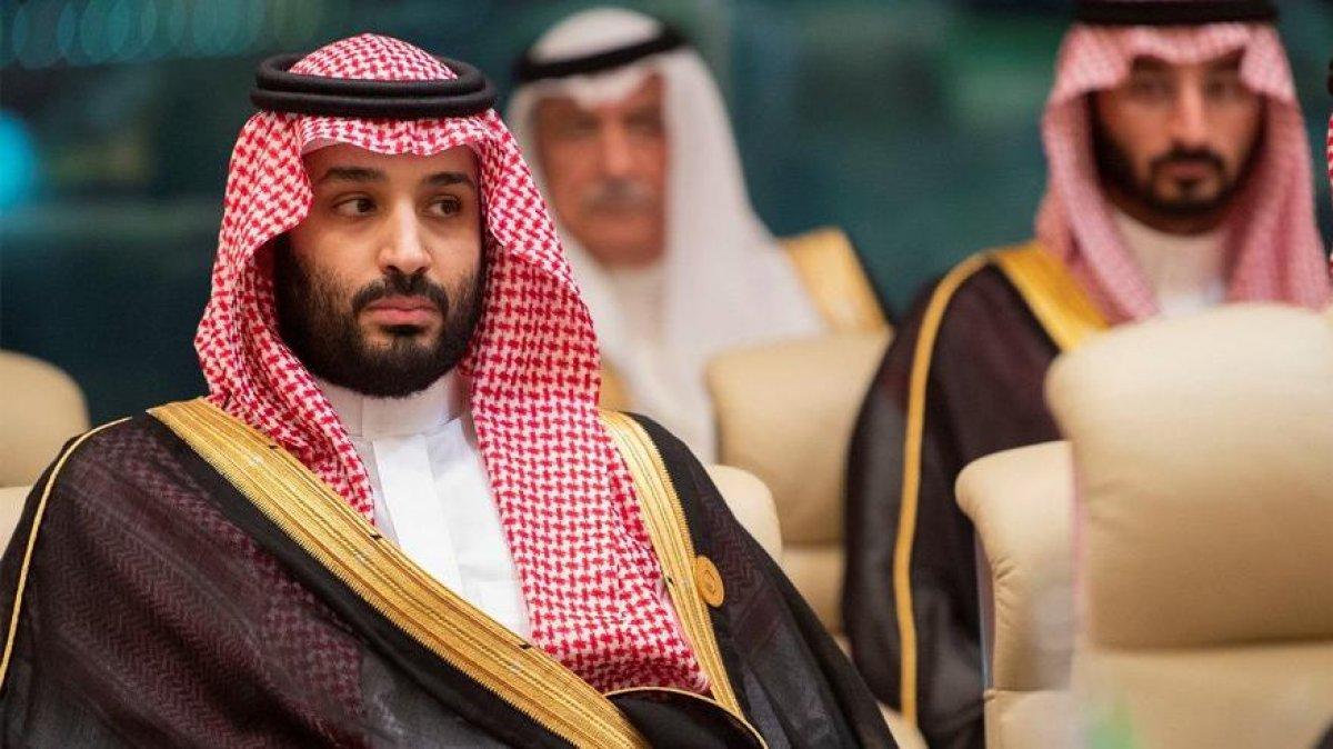 Suudi Arabistan Veliaht Prensi Bin Selman