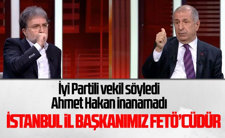 Ümit Özdağ, Buğra Kavuncu'yu FETÖ'cülükle suçladı