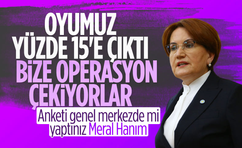 Meral Akşener: Partimize saldırı olacağını bekliyorduk