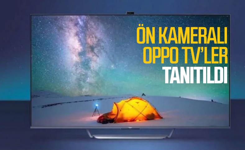 Oppo, ilk akıllı televizyonları TV S1 ve TV R1 modellerini tanıttı