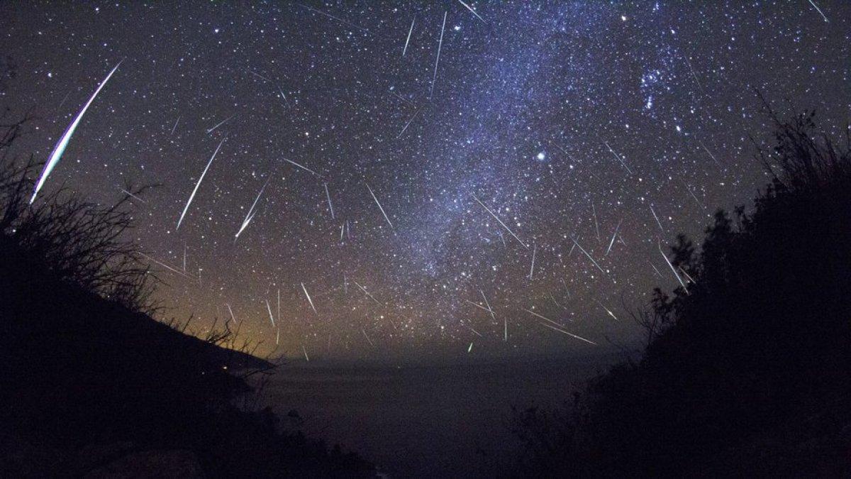 Orionid meteor yağmuru 21 Ekim'de en yüksek seviyeye ulaşacak #1
