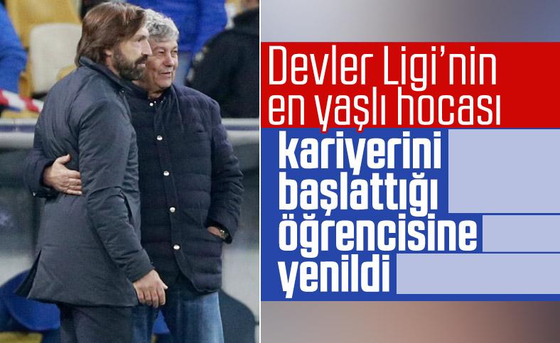 Juventus, deplasmanda Dinamo Kiev'i yendi