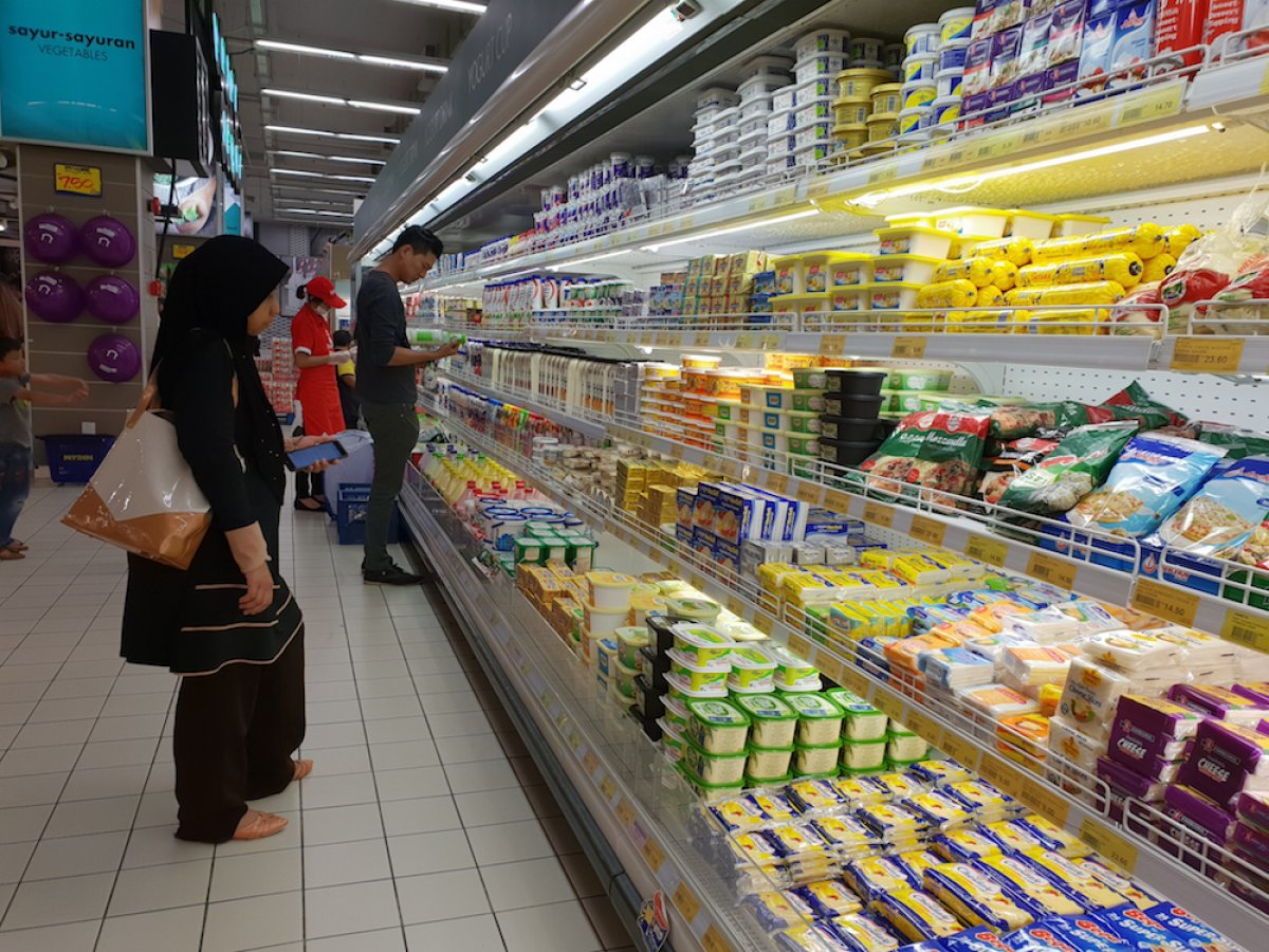 Darmanin: Marketlerdeki helal gıda reyonlarından rahatsız oluyorum #1