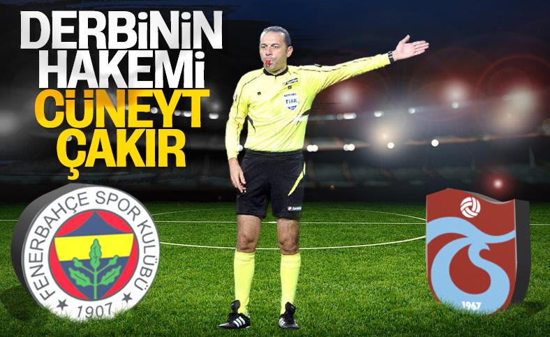 Fenerbahçe-Trabzonspor maçının hakemi