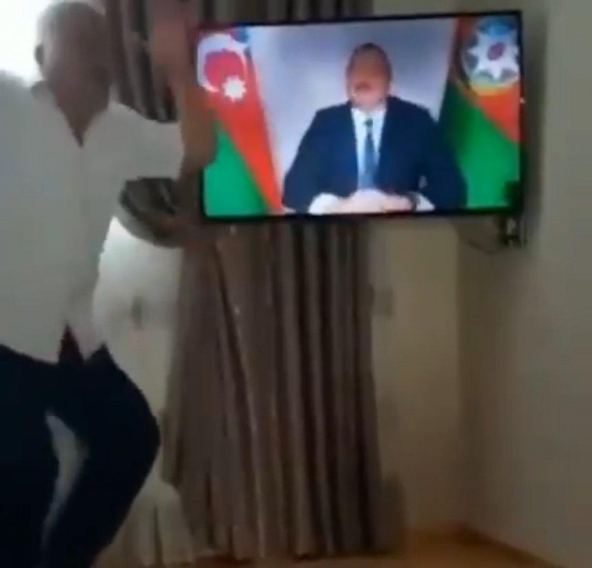 Azerbaycanlılar, Ermeni işgalinden kurtulan topraklarını sevinçle karşıladı #2