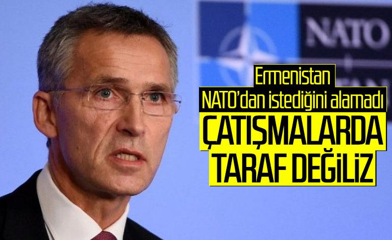 NATO: Dağlık Karabağ'da çatışmanın tarafı değiliz