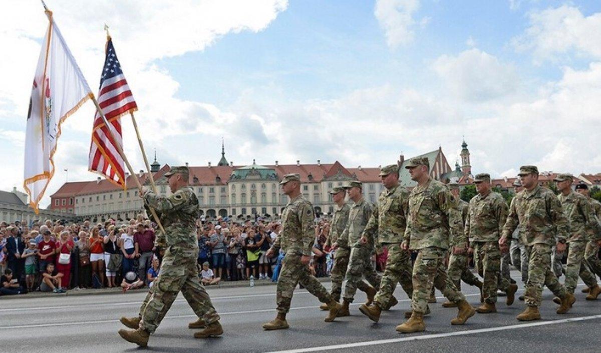 ABD, Almanya daki askerlerini Doğu Avrupa ya taşıyor #1