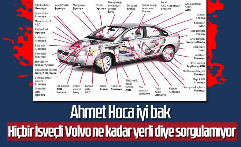 Yerli otomobili hedef alanları utandıracak görsel
