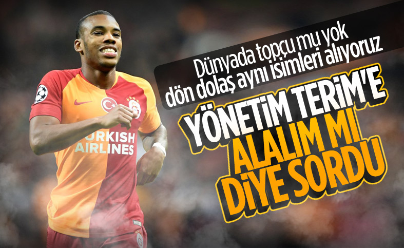 Galatasaray'dan Garry Rodrigues girişimi