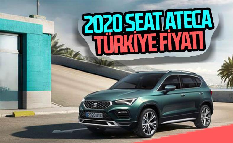 Makyajlı 2020 Seat Ateca'nın Türkiye fiyatı belli oldu