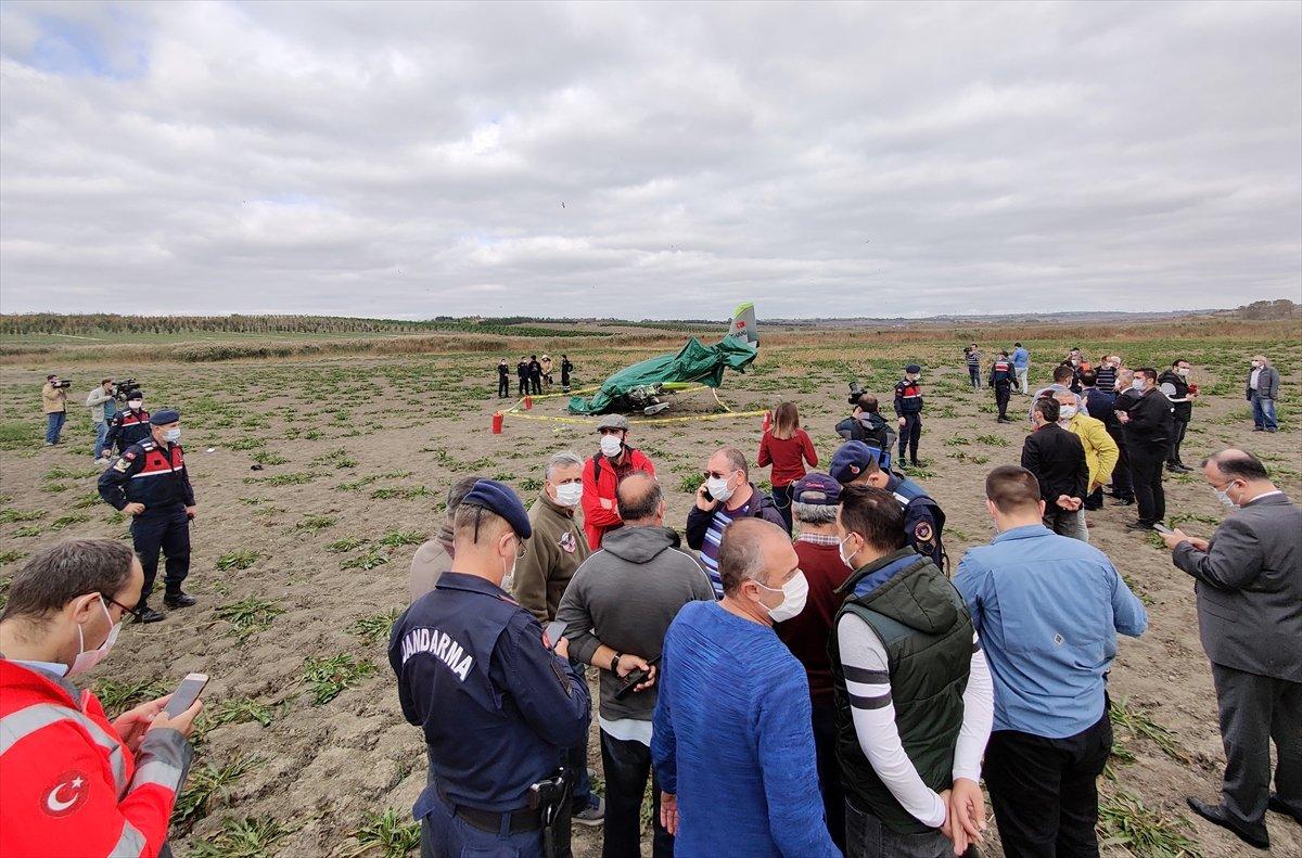 İstanbul Valiliği nden düşen eğitim uçağı ile ilgili açıklama  #16