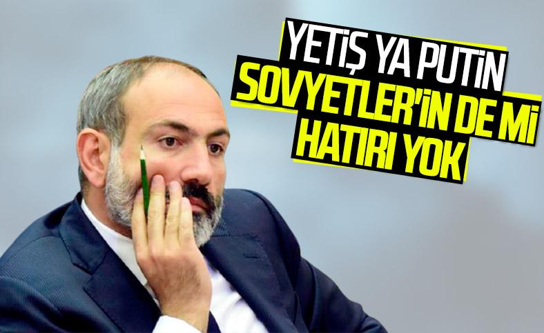 Sözde Karabağ lideri Harutyunyan, Putin'den devreye girmesini istedi