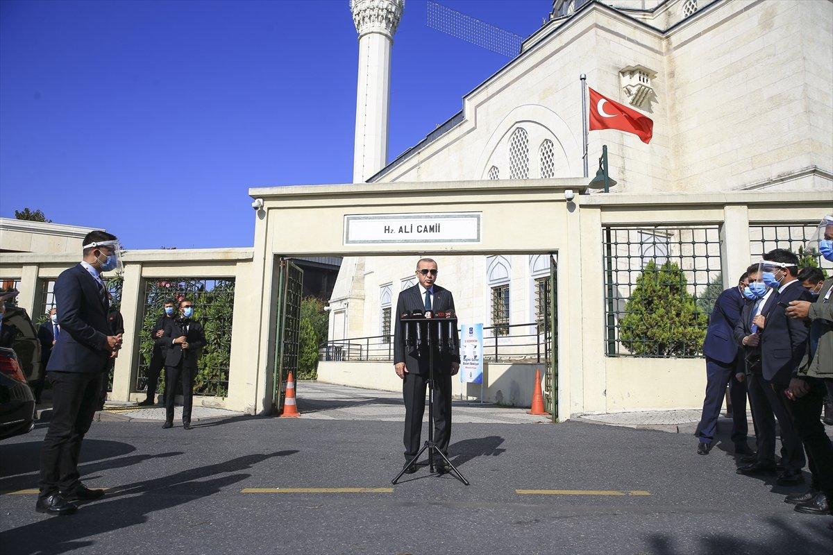 Cumhurbaşkanı Erdoğan: Test yapmayı kalkıp, ABD ye soracak değiliz #2