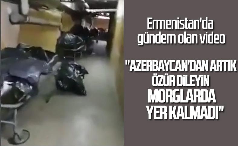 Ölen Ermeni askerlerinin cesetleri morglara sığmadı