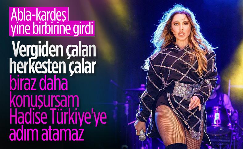 Hülya Açıkgöz: Konuşursam Hadise, Türkiye'ye adım atamaz