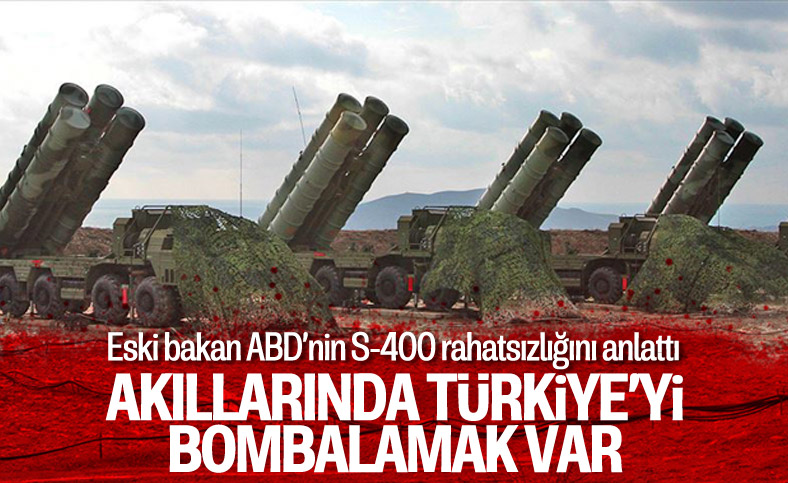 Bülent Akarcalı: ABD'nin aklında Türkiye'yi bombalamak var