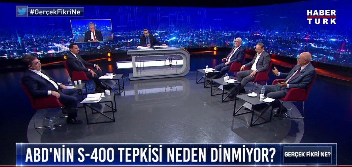 Bülent Akarcalı: ABD nin aklında Türkiye yi bombalamak var #1