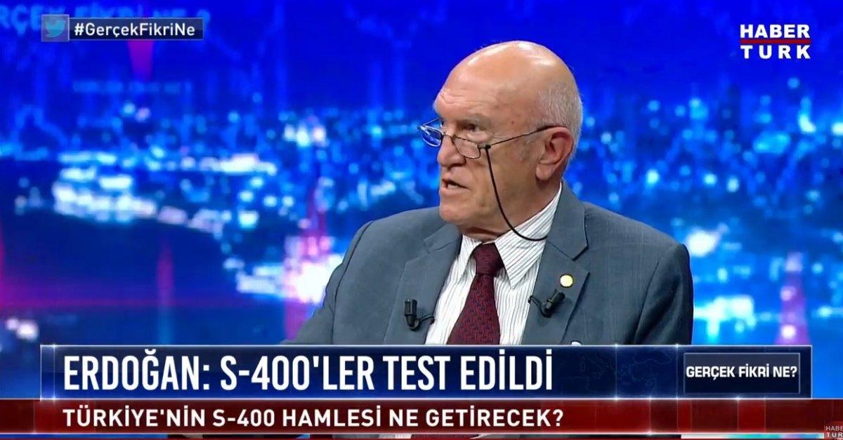 Bülent Akarcalı: ABD nin aklında Türkiye yi bombalamak var #2
