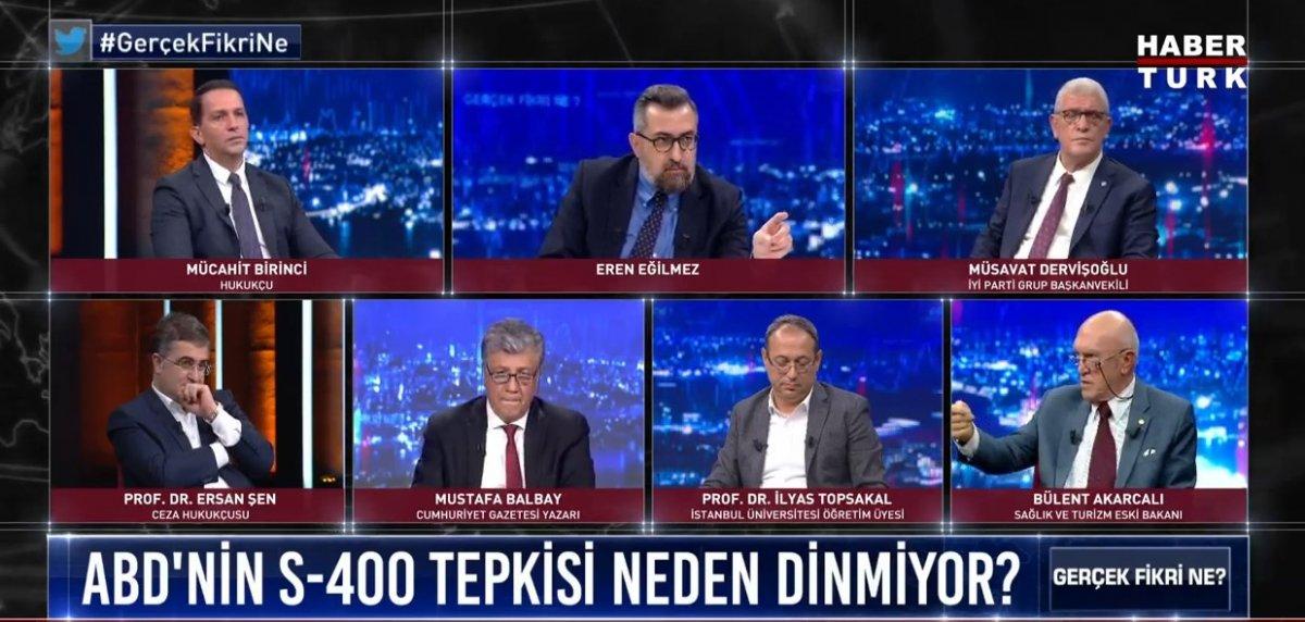 Bülent Akarcalı: ABD nin aklında Türkiye yi bombalamak var #3