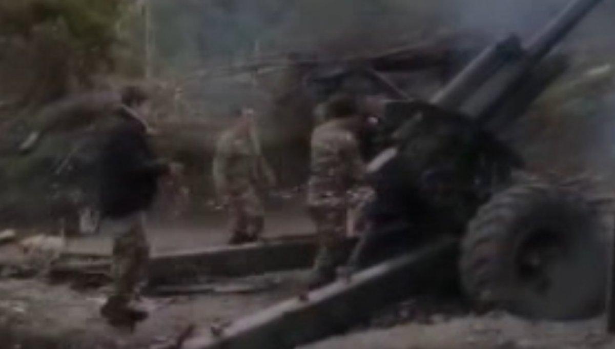 Ermenistan ordusu çocuk askerleri kullanıyor #1