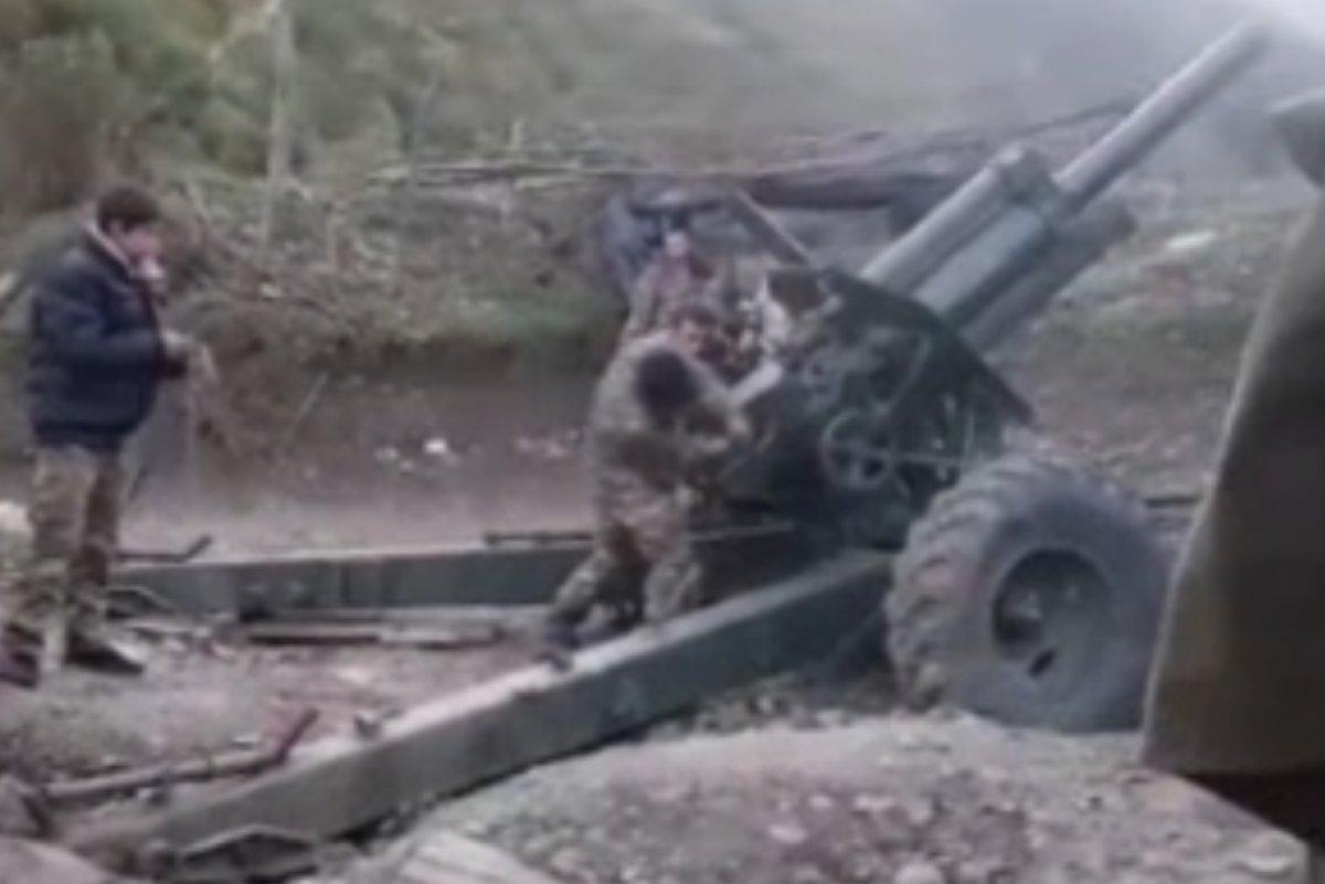 Ermenistan ordusu çocuk askerleri kullanıyor #2