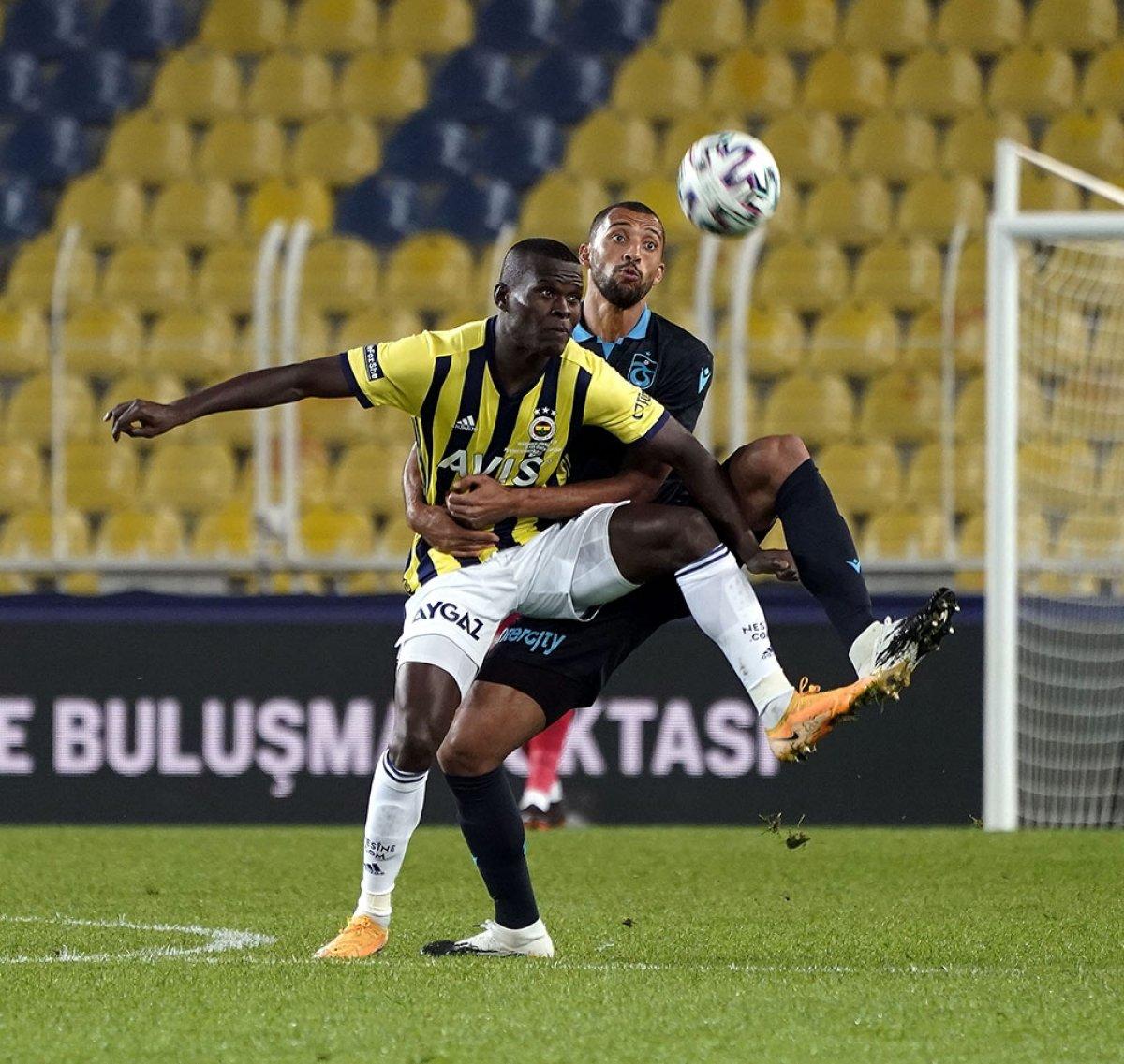 Trabzonspor da Eddie Newton un koltuğu tehlikede #1