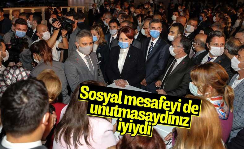 İYİ Parti, İzmir'de 3. yıl dönümünü kutladı