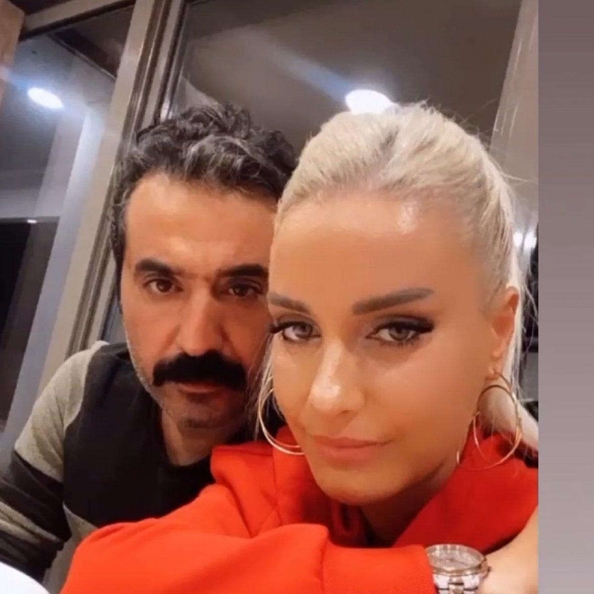Mustafa Üstündağ, Seda Torunlar'a aşkını açıkladı # 3