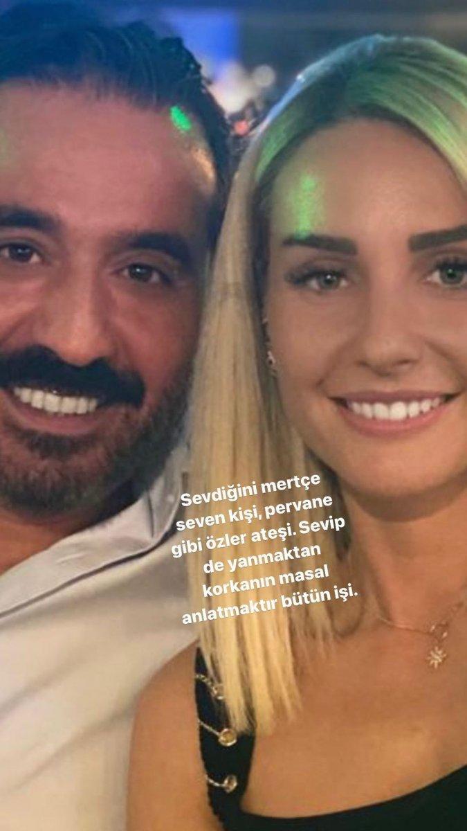 Mustafa Üstündağ, Seda Torunlar'a aşkını ilan etti # 1
