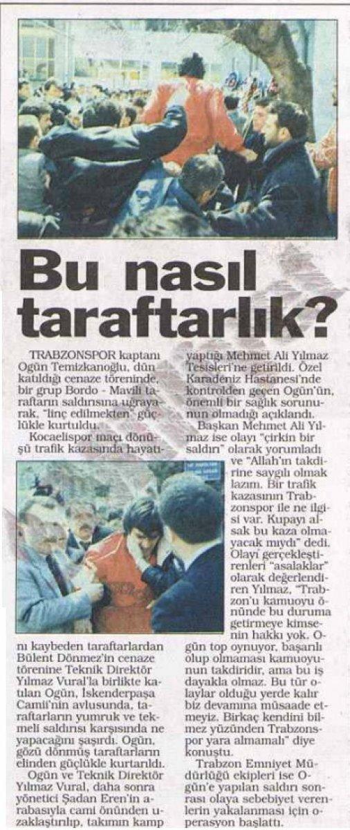 Ogün Temizkanoğlu: Fenerbahçe ye para için gitmedim #4