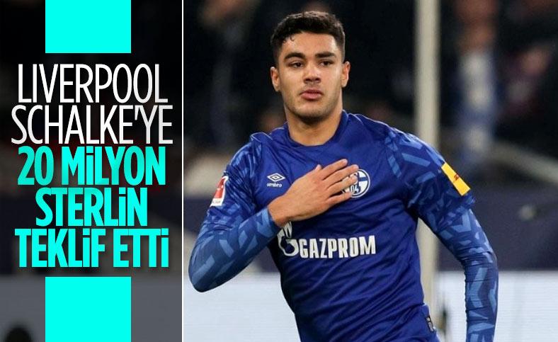 Liverpool'un Ozan Kabak hamlesi
