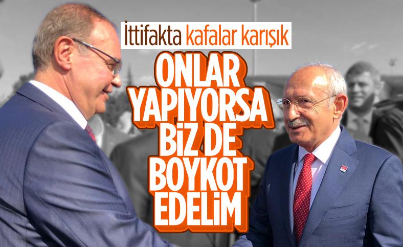 CHP'den Cumhurbaşkanı Erdoğan'ın Fransız mallarını boykot çağrısına destek
