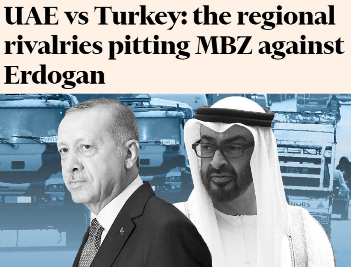 Financial Times tan Türkiye - BAE ilişkisine dair analiz #3