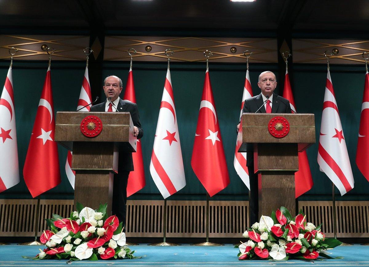 Cumhurbaşkanı Erdoğan: Kapalı Maraş ta bir piknik yapabiliriz #3