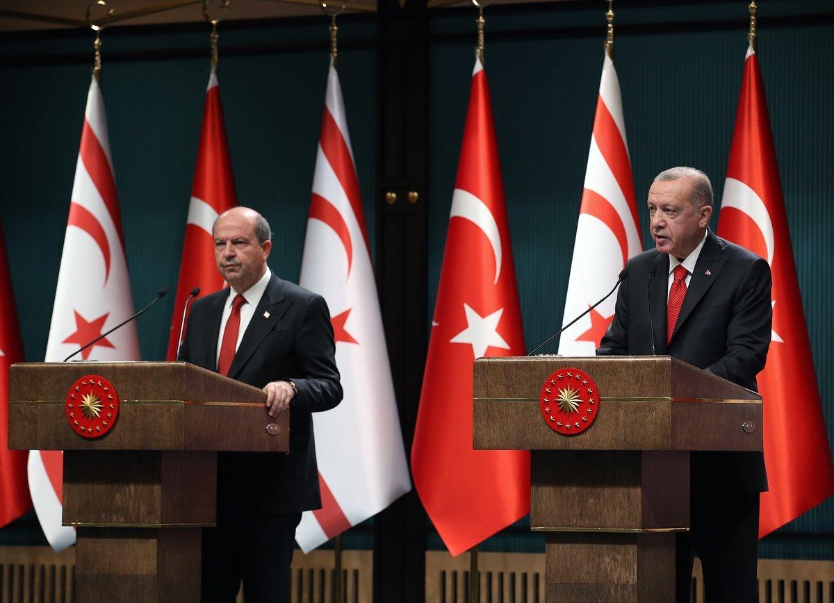 Cumhurbaşkanı Erdoğan: Kapalı Maraş ta bir piknik yapabiliriz #1