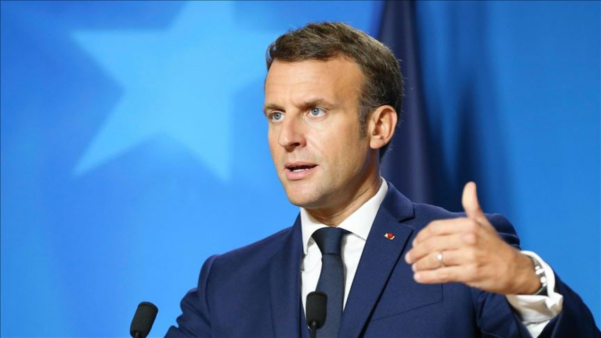 Almanya Dışişleri Bakanı Maas: Erdoğan a karşı Fransa nın yanındayız #1