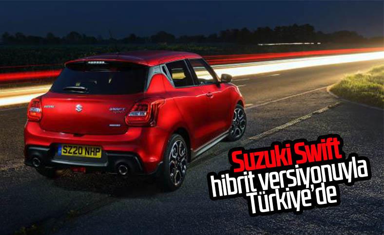Suzuki Swift, hibrit versiyonuyla Türkiye'de satışa çıktı: İşte fiyatı