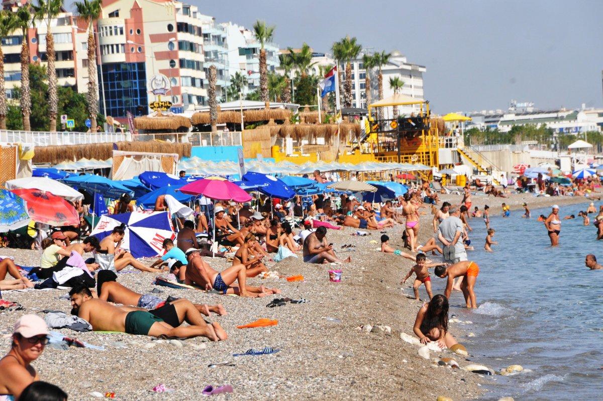 Antalyada turizmde yeni pazarlar hedefleniyor