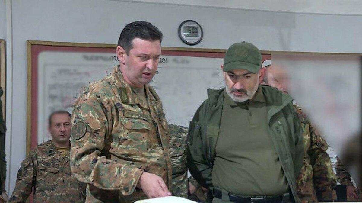 Dağlık Karabağ'ın sözde askeri sorumlusu Celal Harutyunyan görevden alındı