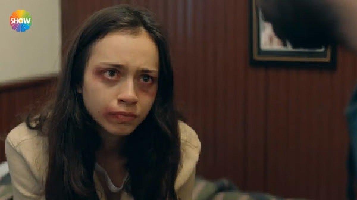 Çukur dizisinde Aleyna Çakır sahnesi #1