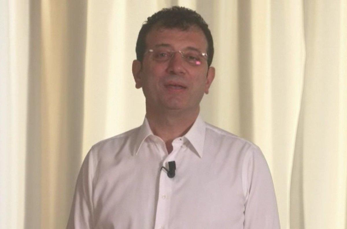 İBB Başkanı Ekrem İmamoğlu, sağlık durumu ile ilgili açıklama yaptı #1