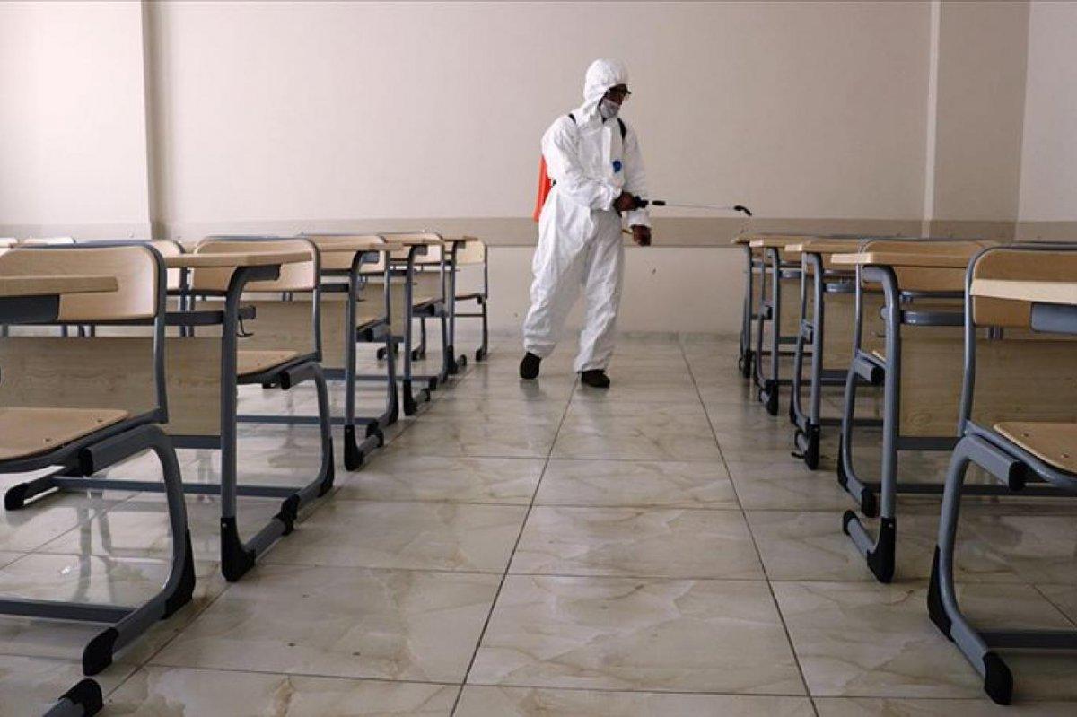MEB den yeni genelge: Sınavlar salgından önce olduğu gibi yapılacak #2