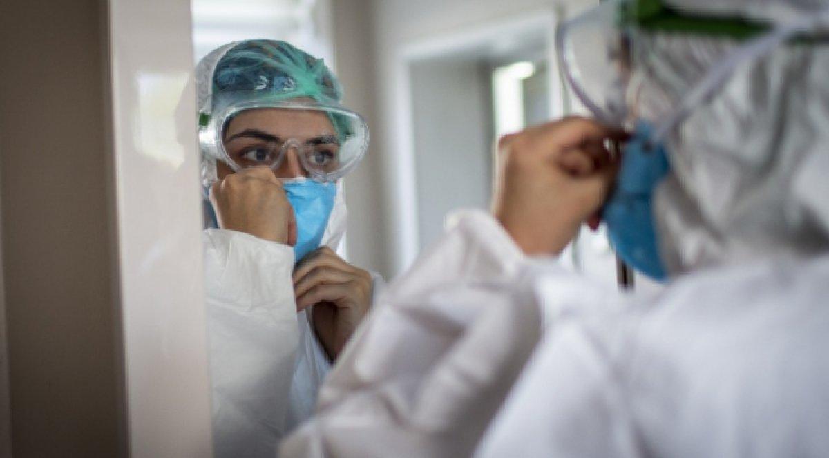 Sağlık Bakanlığı ndan sağlıkçılara istifa yasağı  #1