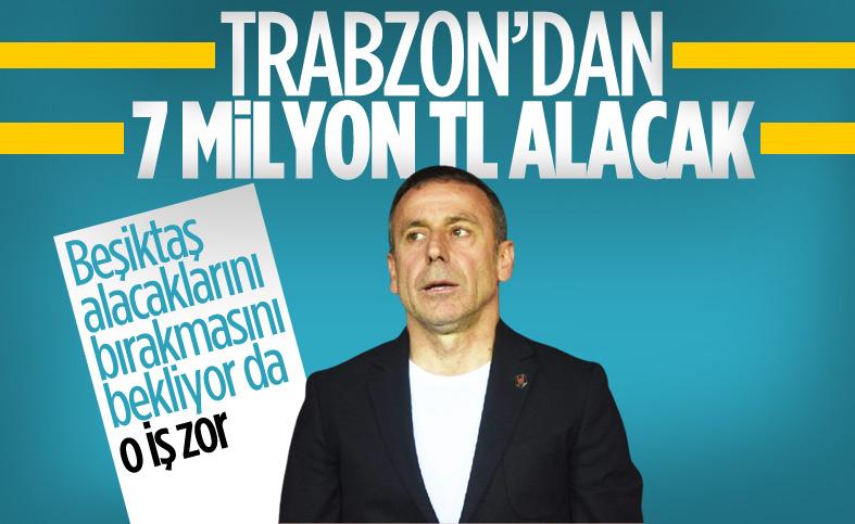 Abdullah Avcı'nın Trabzonspor'dan alacağı ücret